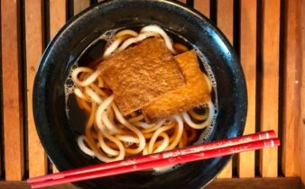 udon nudle suppe